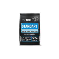 Akmens anglis Standart fas.25kg