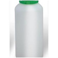 Butelis 1L apvalus