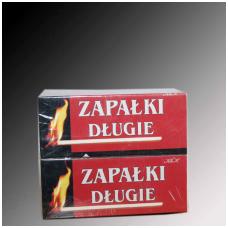 Degtukai žvakėms ilgi ZZ(10)