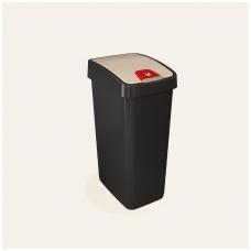 Dėžė šiukšlėms al 10L Magne flip top