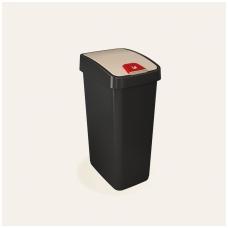 Dėžė šiukšlėms l25l Fliptop(5)Kpr  10604