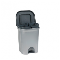 Dėžė šiukšlėms rūšiavimui 22L (11Lx2)