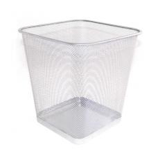 Dėžė šiukšlėms k tinkl.kvd.20l  pilka Fnx