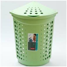 Dėžė skalbiniams kampo 40L