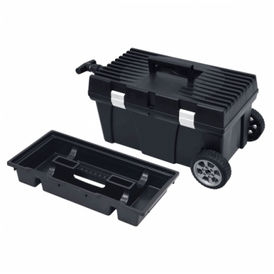 "Dėžė įrankiams 26"""" stuff basic  a lu su rat.21739 Wheelbox"
