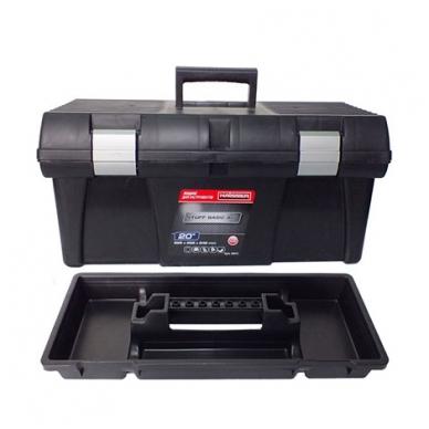 Dėžė įrankiams plastm.26″ stuff basic