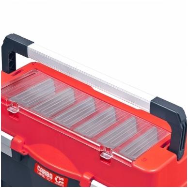 Dėžė įrankiams S600 formula Carbo  alium.rank.50371 raud. 3