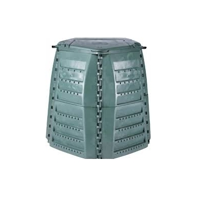 Dėžė kompostui 90*113*60  650l žal.37624