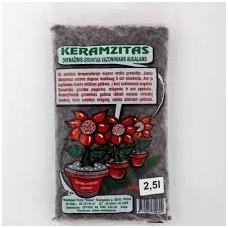 Drenažas augalams – keramzitas 2.5 L.