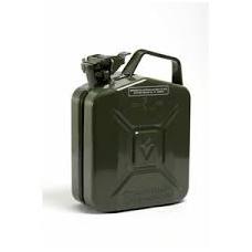 Kanistras 10L metalinis
