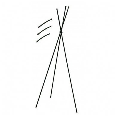 Laikiklis augal.1.1x180cm met/PE EVA8204