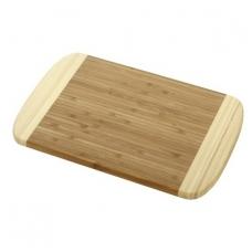 Lentelė virt.med.bambus 30x20  oval.gal.