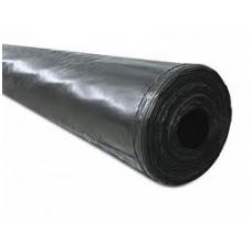 Plėvele juoda 6m 100mkr