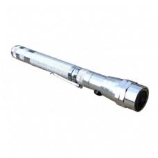 Prožektorius LED telesk.55cm  su magn.Svn Z14-00 4elem.LR44