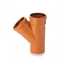 Trišakis T45-110*110 PVC  Ptx LK