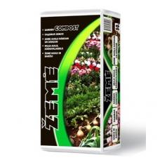 Substratas -žemė sodo - daržo  50L