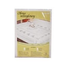 Staltiesė 150×230 balta
