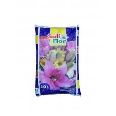 Substratas gėlėms 10L