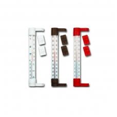 Termometras lauko vid. univ. 3x24cm.