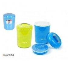 Termosas 5.5l maistui plast.PRIVI LEGE