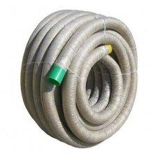 Vamzdis PVC D80/71.5/50m su geote kstile drenaž.Pltc