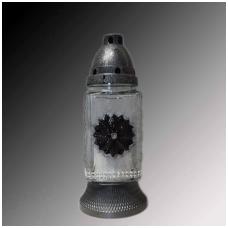 Žvakė kap.(11) Kwadrat 22 m/ S s/į 24cm