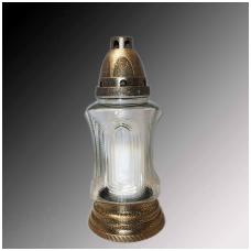 Žvakė kap.(8) Lustro M 337  s/į 23cm