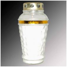 Žvakė kap.(9) Winogrono Z76 įl.  80val 21.5cm